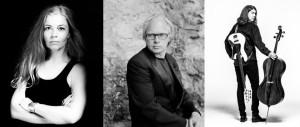 Katarina Henryson, Roland Pöntinen, Svante Henryson