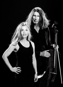 VOICE & CELLO Katarina and Svante Henryson, Sweden
